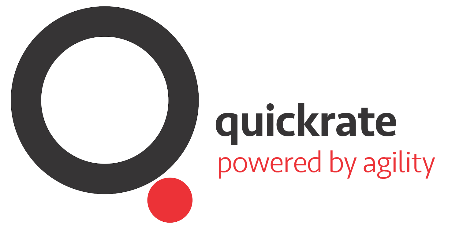 Quickrate logo